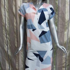 Dresses & Skirts - 3 for $25 Large Sheath Dress Multicolor Geometric